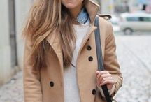 fall & winter style / by Michelle Fredricks