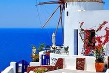 Places to see- Greece / by Lynne Scott