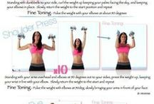 Celebrity Fitness Tips: Arms / Superhero Arm Training Tips. Fit Arms Workout Tips