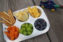 Can I have a snack? / Snack Ideas / by Amanda Medlin