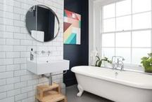 BATHROOM DESIGN / Unique #design ideas for your #bathroom / by REMAKING JUNE