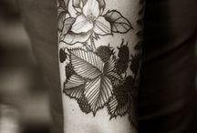 Tattoos / Proud to carry my own ink. Fascinated by the ink of others. / by Kenda Smith