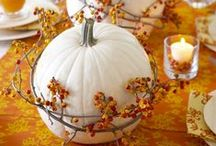 THANKSGIVING / #THANKSGIVING #RECIPES #CRAFTS #DECOR AND MORE / by REMAKING JUNE