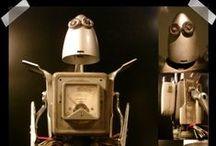 Brian Marshall Adopt a Bot Robots