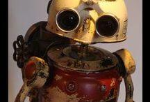 Dan Jones Tinkerbots Robots
