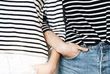 The stripy top | A wardrobe must-have