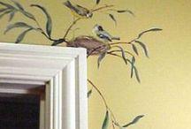 Murals Wall & Floor Treatments