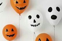 Halloween / From Halloween fancy dress to pumpkin carving.
