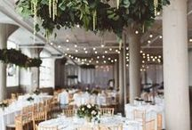 Urban Chic Wedding / Inspiration for modern, urban-chic weddings in Cleveland.