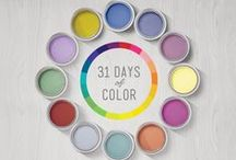 31 Days of Color: 2016 / Another day, another color to inspire your home projects. Every day in March, Ace is unveiling a featured color and giving you a chance to win a $10,000 paint makeover! To learn more, visit thepaintstudio.com/31daysofcolor.