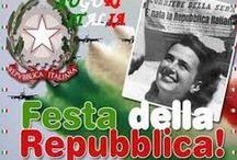 Italy not only pizza and mandolino... / la storia dell'italia dalla resistenza ad oggi