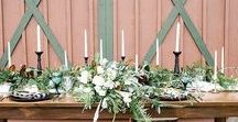 Wedding Flowers & Tablescapes