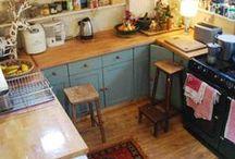 ❤️ /// Küche Ideen / Küchendekoration, Küchenmöbel, Kücheneinrichtung | Küchendeko | Küche einrichten | Küche Inspiration | Schöne Küche |