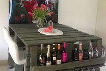 ❤️ /// Palettenmöbel / Möbel und Dekoration aus Holzpaletten | Europaletten | Einwegpaletten | DIY mit Paletten | Möbel selber machen | Möbel für den Garten selbermachen | DIY Möbela aus Paletten | Palettenmöbel garten | Palettenmöbel selber bauen