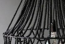 ❤️ /// Schwarz -Black / Alles in Schwarz: Wand, Textilien, Bettwäsche, Böden, Küche, Wohnzimmer, Schlafzimmer, Garderobe, dunkle Töne, Grautöne, Farbe schwarz , Wohnen, Einrichten, Interior, Furniture, Wall decoration