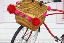❤️ /// DIY Fahrrad / Sommer, Sonne, Wind in den Haaren. Fahrrad fahren macht Spaß. Mit einem stylischen Drahtessel aber noch mehr! Pimp your Bike!  ❤️ /// Fahrrad lackieren / Dekoration für Fahrräder / DIY Fahrrad / DIY Rad / Aufbewahrungen und schicke Ersatzteile / Fahrradkorb / Fahrrad streichen / Fahrrad gestalten / Fahrrad individualisieren