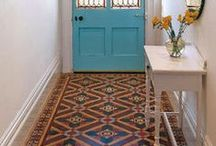 Home | Floors / Beautiful flooring ideas from parquet to checks