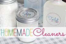 Cleaning Tips and Cleaners