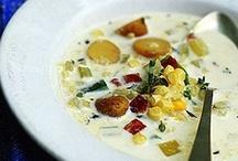 Soup + Risotto