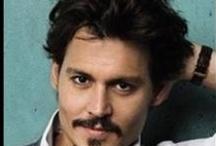 Johnny Depp / My favorite  / by Brenda A