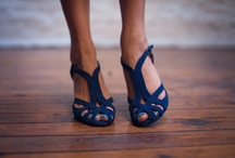 In Her Shoes / Wouldn't it be nice if everyone could take a walk in our shoes...and all the shoes we dream of owning :) Happy Pinning!