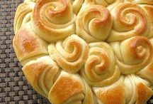 Bread, Biscuits, Breadsticks & Rolls