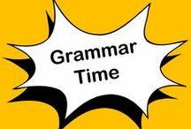 Grammar Ideas / by Susie Somday