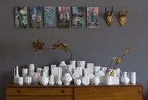 Live / Spaces, pieces and objects and ideas for the home.