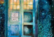 Doctor Who / Doctor Who awesomeness.  / by Shana Rosenberg