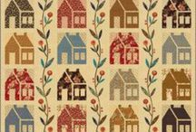 quilts (houses) / by Holly Shelburne