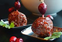 Appetizing Appetizers! / Finger food, snacks, soups n' salad / by Rebecca Hoffman
