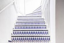 Home | Hallway and Stairs / Creative and fun ideas for the forgotten room in the house.