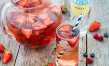 Mixology / We love a good stiff drink from time to time.  Hope these cocktails inspire your next party or Happy Hour!  Cheers!