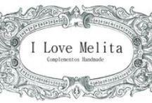 I love Melita Creaciones / Nuestras Creaciones