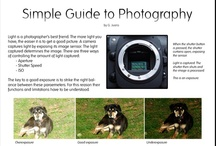 Photo Ideas/Info / This board has: General photography tips and tricks for beginners. Tips on getting natural, good-looking, poses out of people. And just some pics for reference on ideas I want to try out. / by Laura K.