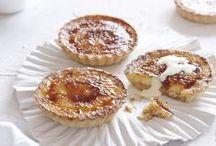 Pies Tarts + Cheesecakes