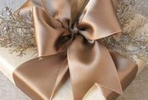 Gifts: Ideas & Ways to Wrap