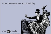 Alcoholic Humor / This board will make me look like an alcoholic when in fact I rarely drink enough to get drunk.   / by Laura K.