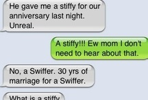 DamnYouAutoCorrect & Other Hilarious Texts / by Laura K.