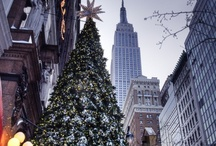 NYC Christmas / by Candice Johnson