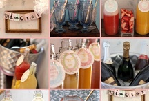 Monograms and mimosas Bridal Shower / by Candice Johnson