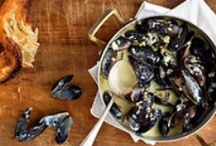 Seafoodie / Obsessed with all things ocean, including the meals that com from it! Happy Pinning!