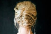 Hair / Long and short, wavy and straight — a collection of great hairstyles for all hair types.