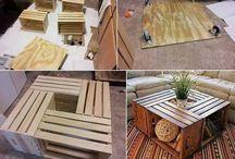 DIY Furniture / by Rebecca Hoffman