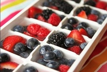Tips for the Foody / Tips for cooking and keeping organized in the kitchen. / by Rebecca Hoffman