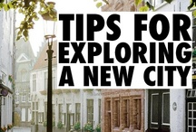 When Traveling... / Simple tips and ideas for traveling / by Rebecca Hoffman