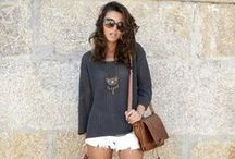 Casual Fashion / A collection of casual fashion and style inspiration.