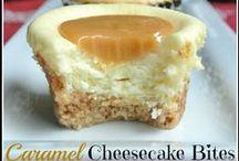 Cheesecake every imaginable way