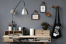 Work / Spaces, workshops, studios, tool storage, cool ideas.