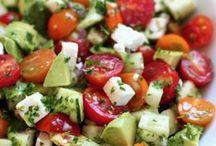 Recepty Na Saláty